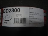 Audi A6 Bremsscheiben HA 1998-2001 4B0615601 BD2800