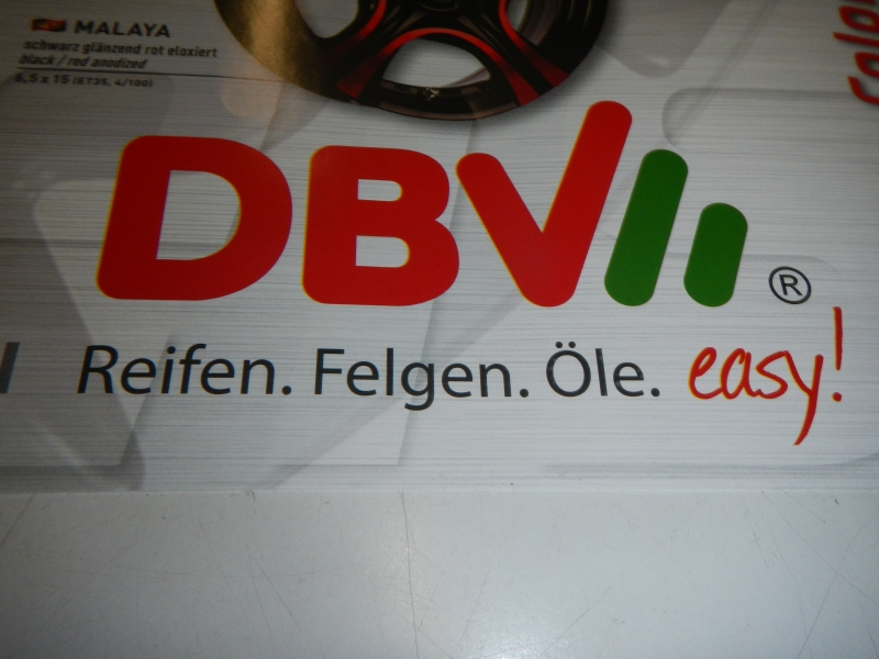 DBV - Alufelgen Reifen Motorrenöle  Versandfrei!