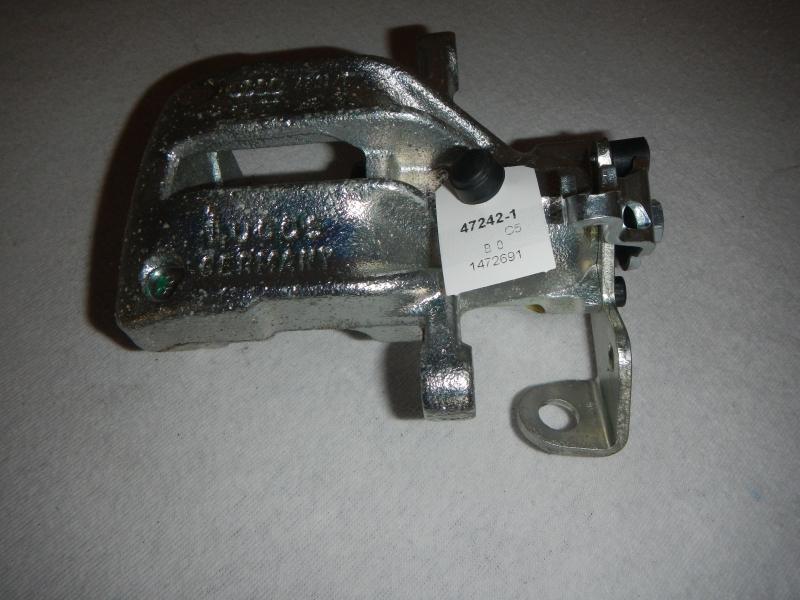 Bremssattel HA Rechts Audi A6/C4/Cabrio/Coupe 4A0615424 2147242