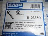 Zylinderkopfschraubensatz Audi/VW 036103384E  81033500