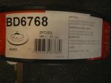 Bremsscheibensatz Ford Mondeo 3 HA  1323102 BD6768