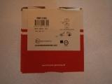 Bremsbeläge HA Sharan/T4 mit Anzeiger  7D0698451F FBP-1163